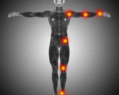 Polyarthrose und Arthritis