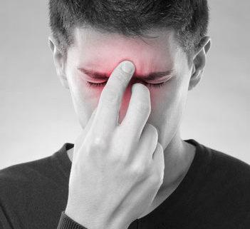 Nasennebenhöhlenentzündung